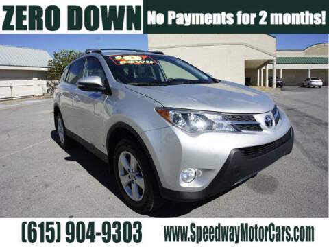 2013 Toyota RAV4 for sale at Speedway Motors in Murfreesboro TN