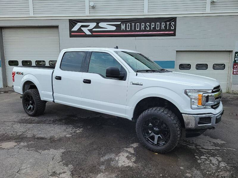 2020 Ford F-150 for sale at RS Motorsports, Inc. in Canandaigua NY