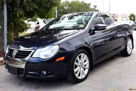 2010 Volkswagen Eos for sale at Prime Auto Sales LLC in Virginia Beach VA
