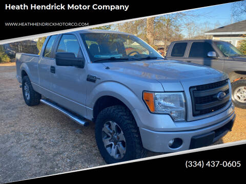 2013 Ford F-150 for sale at Heath Hendrick Motor Company in Greenville AL