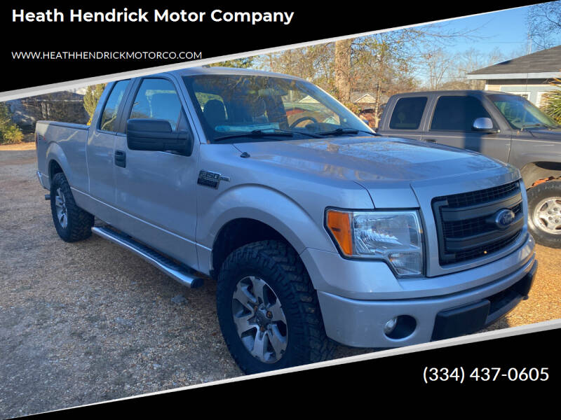 2013 Ford F-150 for sale at Heath Hendrick Motor Company in Greenville AL