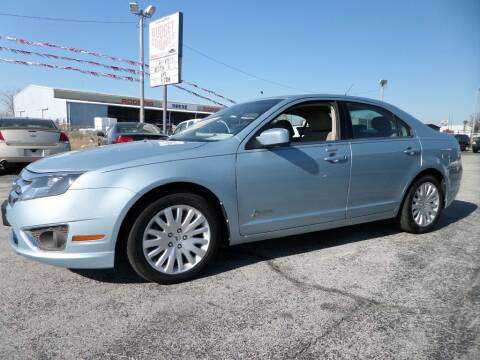 2011 Ford Fusion Hybrid for sale at Budget Corner in Fort Wayne IN