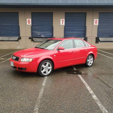 2005 Audi A4 for sale at Lifestyle Motors LLC in Portland OR