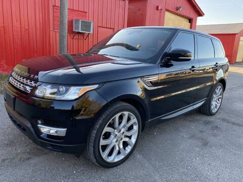 2014 Land Rover Range Rover Sport for sale at Pary's Auto Sales in Garland TX