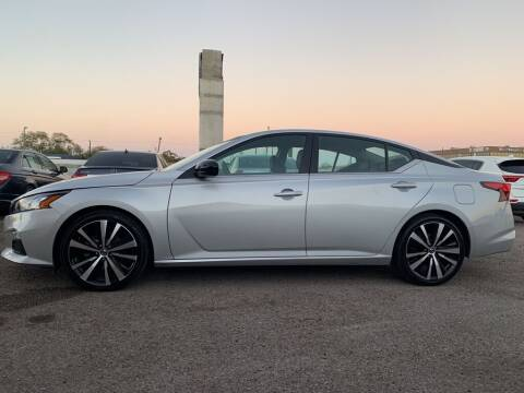 2020 Nissan Altima for sale at Primetime Auto in Corpus Christi TX
