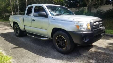 2009 Toyota Tacoma for sale at DELRAY AUTO MALL in Delray Beach FL