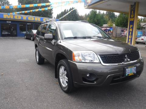 2011 Mitsubishi Endeavor for sale at Brooks Motor Company, Inc in Milwaukie OR