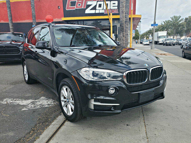 2015 BMW X5 for sale at Carzone Automall in South Gate CA