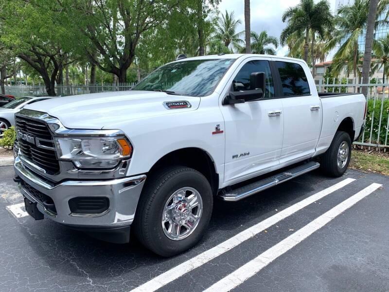 2019 RAM Ram Pickup 2500 for sale at AUTOSPORT MOTORS in Lake Park FL