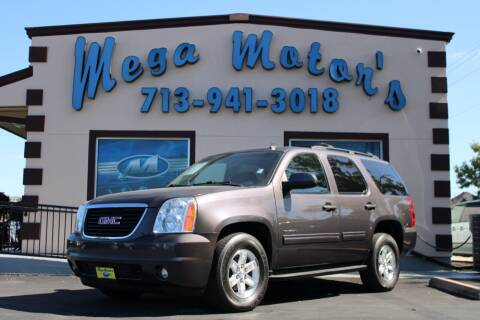 2011 GMC Yukon for sale at MEGA MOTORS in South Houston TX