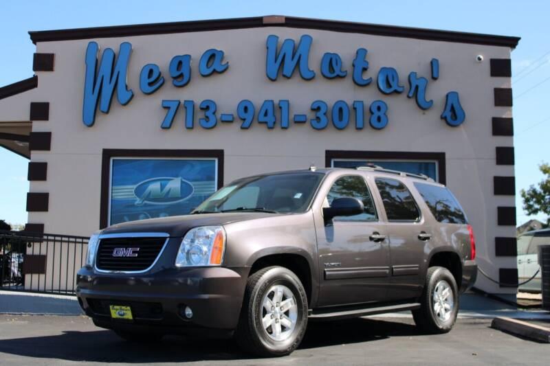2011 GMC Yukon for sale at MEGA MOTORS in South Houston TX