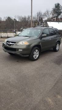 2006 Acura MDX for sale at Seran Auto Sales LLC in Pittsburgh PA