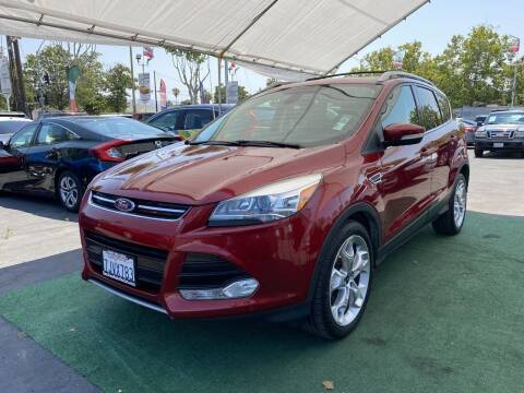 2015 Ford Escape for sale at San Jose Auto Outlet in San Jose CA