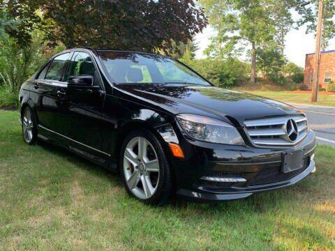 2011 Mercedes-Benz C-Class for sale at Mike's Motor Group in Tyngsboro MA