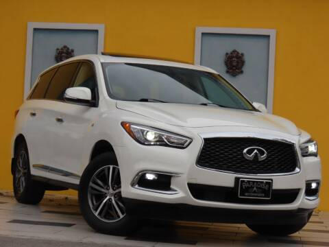 2017 Infiniti QX60 for sale at Paradise Motor Sports LLC in Lexington KY