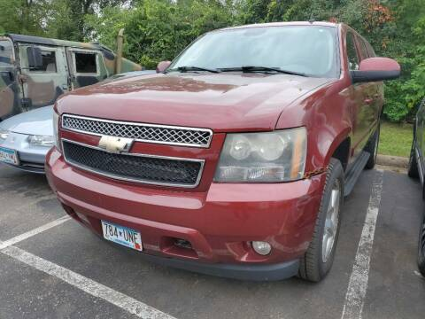 2007 Chevrolet Suburban for sale at MIDWEST CAR SEARCH in Fridley MN
