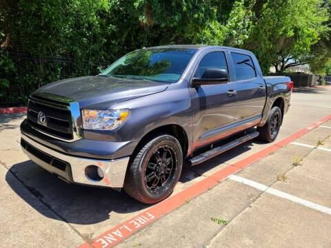 2013 Toyota Tundra for sale at DFW Autohaus in Dallas TX