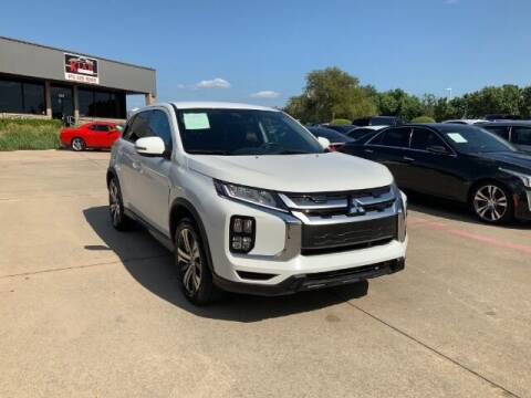 2021 Mitsubishi Outlander Sport for sale at KIAN MOTORS INC in Plano TX