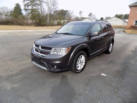 2016 Dodge Journey for sale at S.S. Motors LLC in Dallas GA