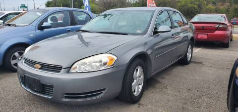2007 Chevrolet Impala for sale at AUTO NETWORK LLC in Petersburg VA