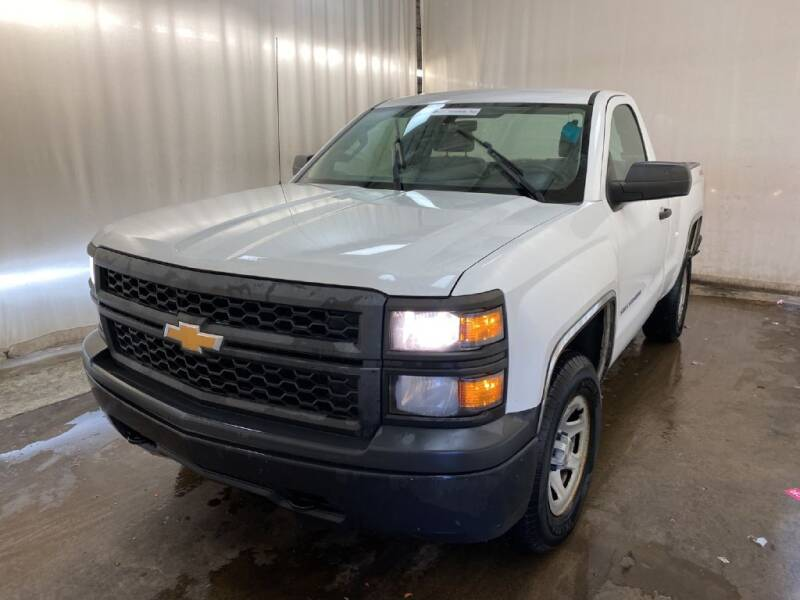 2015 Chevrolet Silverado 1500 for sale at Doug Dawson Motor Sales in Mount Sterling KY