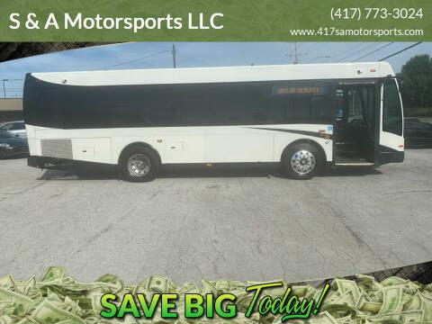 2012 Gillig bus low boy