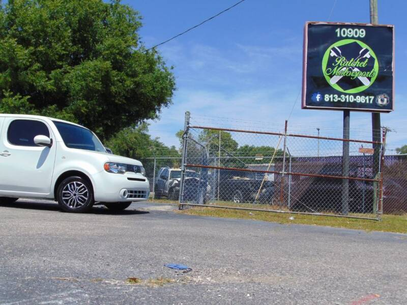 2011 Nissan cube for sale at Ratchet Motorsports in Gibsonton FL