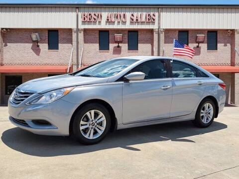 2012 Hyundai Sonata for sale at Best Auto Sales LLC in Auburn AL