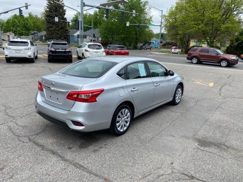 2016 Nissan Sentra for sale at Auto Outlet in Billings MT