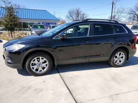 2014 Mazda CX-9 for sale at Kell Auto Sales, Inc - Grace Street in Wichita Falls TX