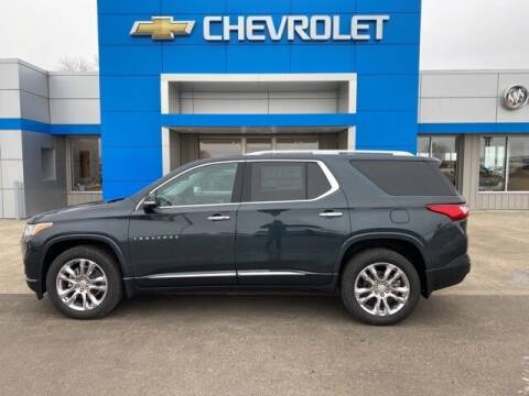 2021 Chevrolet Traverse for sale at Finley Motors in Finley ND