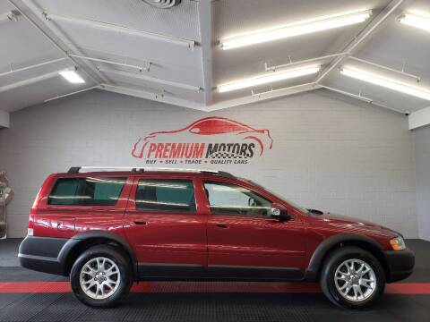 2007 Volvo XC70 for sale at Premium Motors in Villa Park IL