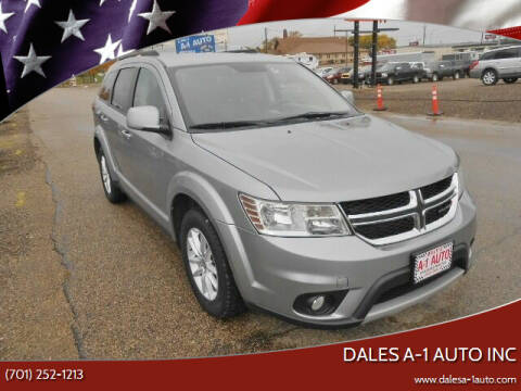 2015 Dodge Journey for sale at Dales A-1 Auto Inc in Jamestown ND