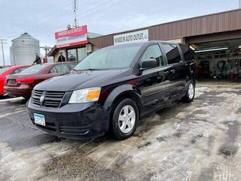 2010 Dodge Grand Caravan for sale at WINDOM AUTO OUTLET LLC in Windom MN