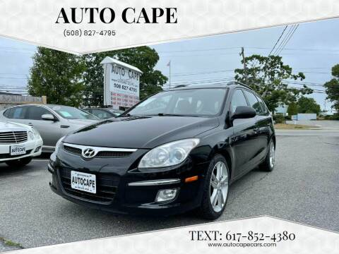 2010 Hyundai Elantra Touring for sale at Auto Cape in Hyannis MA