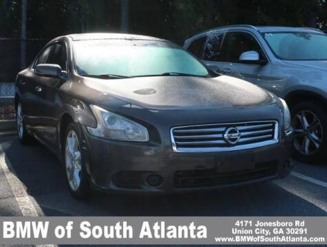 2013 Nissan Maxima for sale at Carol Benner @ BMW of South Atlanta in Union City GA