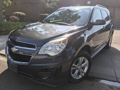 2010 Chevrolet Equinox for sale at Skye Auto in Fremont CA