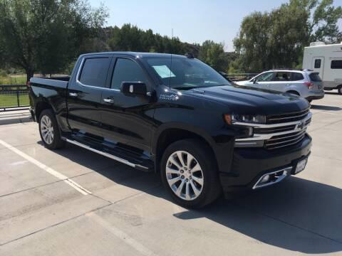 2020 Chevrolet Silverado 1500 for sale at Northwest Auto Sales & Service Inc. in Meeker CO