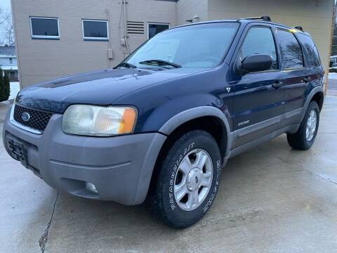 2002 Ford Escape for sale at Prime Auto Sales in Uniontown OH