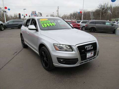 2010 Audi Q5 for sale at Auto Land Inc in Crest Hill IL