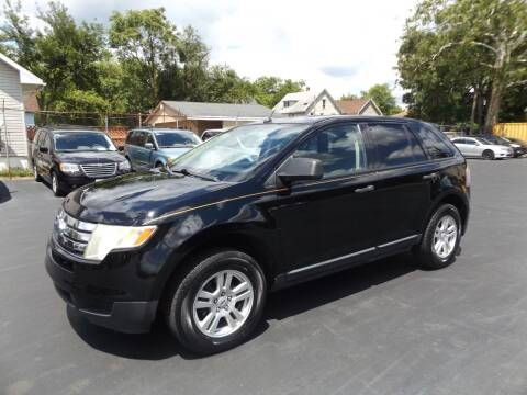 2009 Ford Edge for sale at Goodman Auto Sales in Lima OH
