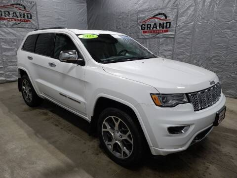 2020 Jeep Grand Cherokee for sale at GRAND AUTO SALES in Grand Island NE