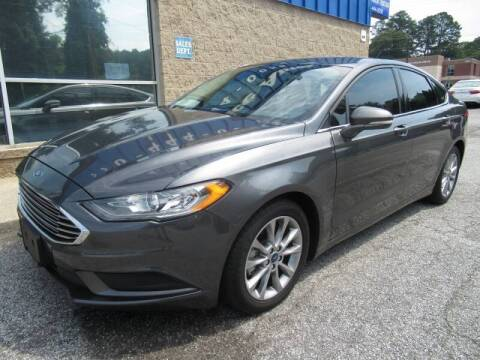 2017 Ford Fusion Hybrid for sale at Southern Auto Solutions - Georgia Car Finder - Southern Auto Solutions - 1st Choice Autos in Marietta GA