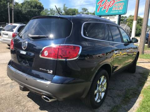 2008 Buick Enclave for sale at Pep Auto Sales in Goshen IN