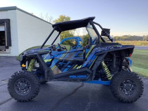 2017 Polaris RZR XP® 1000 EPS Velocity for sale at Road Track and Trail in Big Bend WI