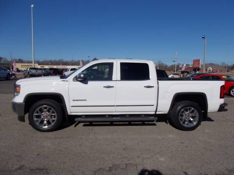 2015 GMC Sierra 1500 for sale at West TN Automotive in Dresden TN