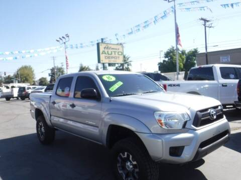 2015 Toyota Tacoma for sale at HILMAR AUTO DEPOT INC. in Hilmar CA