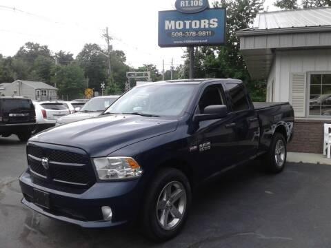 2014 RAM Ram Pickup 1500 for sale at Route 106 Motors in East Bridgewater MA