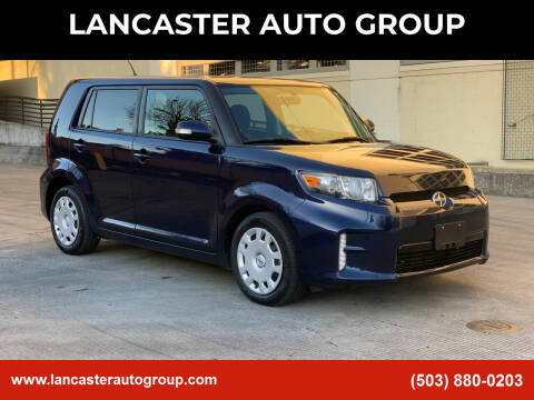 2014 Scion xB for sale at LANCASTER AUTO GROUP in Portland OR