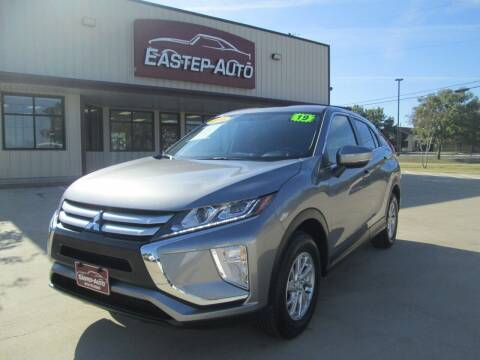 2019 Mitsubishi Eclipse Cross for sale at Eastep Auto Sales in Bryan TX